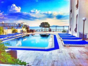 Aydem Hotel, Hotels  Turgutreis - big - 4