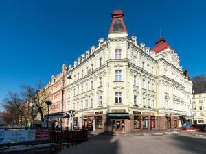 Apartment nabrezi J. Palacha 2, Apartmanok  Rybáře - big - 1