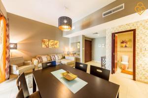 Keysplease Holiday Homes Luxury Bahar - Two Bedroom Apartment - Dubai