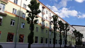 Апартаменты На Берестянской