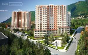 На Горной у Моря, Apartments  Gelendzhik - big - 17