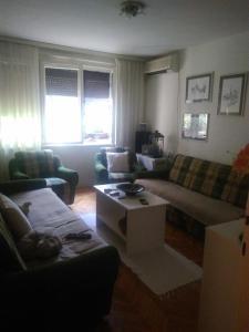 Apartement GOOOAL, Ferienwohnungen  Skopje - big - 14