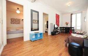 Suite Balestre Five stars Holiday House, Apartmány  Nice - big - 10