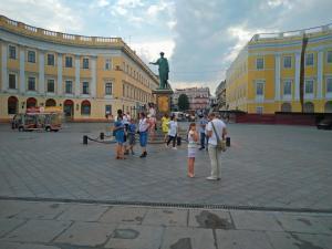 Gorsad Apartment, Ferienwohnungen  Odessa - big - 27