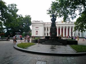 Gorsad Apartment, Apartments  Odessa - big - 29