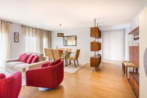 Entrecampos Prime Flat, Appartamenti  Lisbona - big - 16