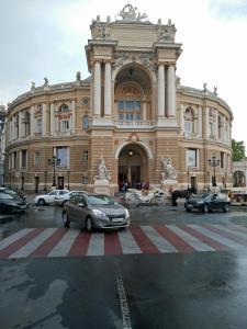 Gorsad Apartment, Apartments  Odessa - big - 34