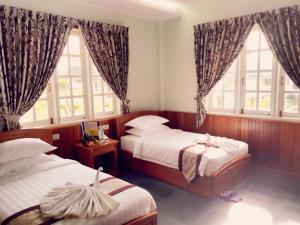 Set Sae Hotel - Burmese Only, Hotely  Mawlamyine - big - 28