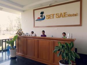 Set Sae Hotel - Burmese Only, Hotely  Mawlamyine - big - 32