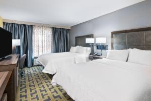 Hampton Inn & Suites Tampa Airport Avion Park Westshore, Отели  Тампа - big - 2