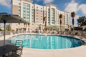 Hampton Inn & Suites Tampa Airport Avion Park Westshore, Отели  Тампа - big - 11
