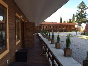 Отель Гадаута - фото 11