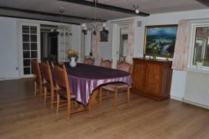 Four-Bedroom Holiday Home in Ribe, Ferienhäuser  Ribe - big - 26