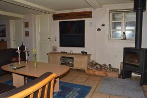 Four-Bedroom Holiday Home in Ribe, Ferienhäuser  Ribe - big - 24