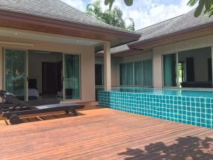 Sun Rise Pool Villa, Villák  Thalang - big - 14