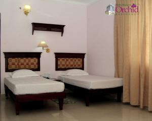 Orchid Residency, Отели  Kottayam - big - 10