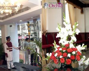 Orchid Residency, Szállodák  Kottayam - big - 11