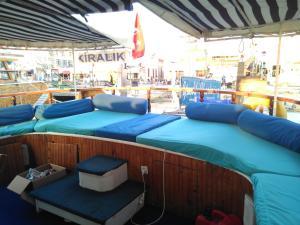 Liela Yatcilik (Yacht), Botely  Ayvalık - big - 9