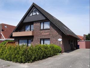 Ferienwohnung-in-Carolinensiel-fuer-4-5-Personen-50134, Apartmány  Carolinensiel - big - 1