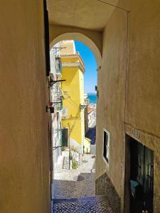 Alfama Beco da Lapa Flat, Apartmány  Lisabon - big - 3