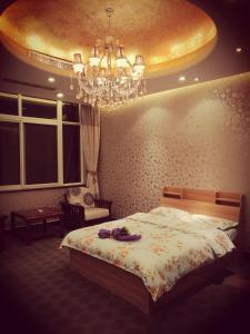 Jinan Laojiumen Youth Hostel, Хостелы  Цзинань - big - 8