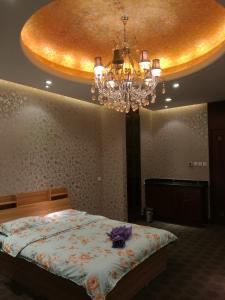 Jinan Laojiumen Youth Hostel, Хостелы  Цзинань - big - 12
