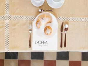 Palazzo Toraldo di Francia, B&B (nocľahy s raňajkami)  Tropea - big - 62