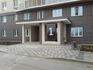 Apartment on Omskaya 2