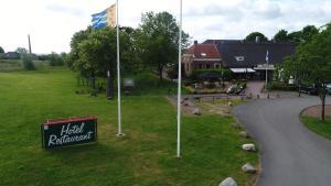 Hotel In den Stallen, Отели  Winschoten - big - 19