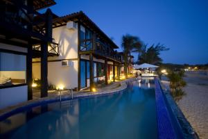 Chez Pitu Praia Hotel, Hotely  Búzios - big - 71