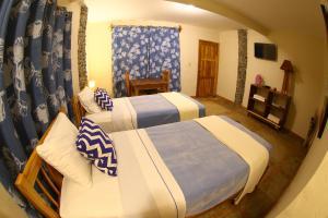 Hotel Playa Reina, Hotel  Llano de Mariato - big - 6