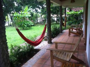 Hotel Playa Reina, Hotel  Llano de Mariato - big - 8