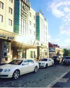 Отель Жибек Жолы, Шымкент