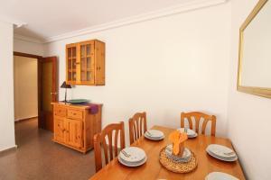 Aquario, Appartamenti  Calpe - big - 14