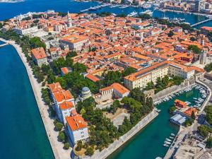 Apartment Bellavista-Enio.4, Apartments  Zadar - big - 9