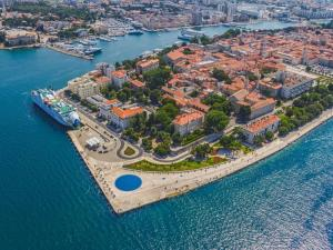 Apartment Bellavista-Enio.4, Apartments  Zadar - big - 11
