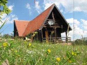 Chalet Four Season, Chalets  Zlatibor - big - 41