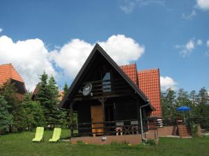 Chalet Four Season, Chalets  Zlatibor - big - 42