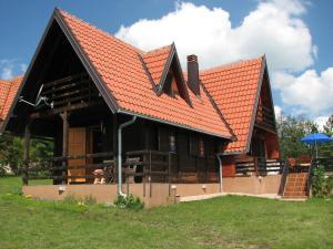 Chalet Four Season, Chalets  Zlatibor - big - 43