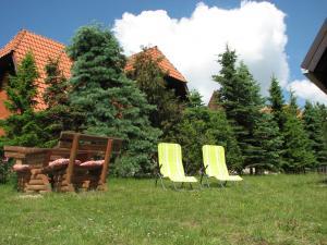 Chalet Four Season, Chalets  Zlatibor - big - 45