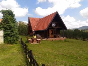 Chalet Four Season, Chalets  Zlatibor - big - 48