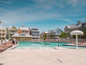 Sunset Island 1 FDE - 3C, Apartmanok  Ocean City - big - 19