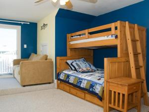 Sunset Island 32 Beach Side Dr, Apartmány  Ocean City - big - 12