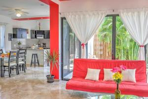 Paradise in Tulum - Villas La Veleta - V1, Holiday homes  Tulum - big - 6