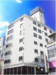 Такасаки - Takasaki Ekimae Plaza Hotel