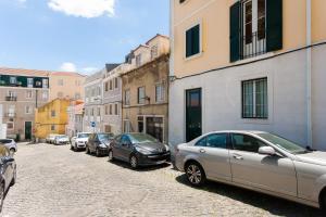 Feels Like Home Lapa Central Flat, Апартаменты  Лиссабон - big - 2