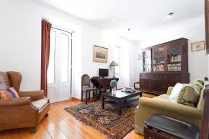 Feels Like Home Lapa Central Flat, Апартаменты  Лиссабон - big - 14