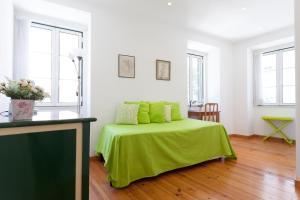Feels Like Home Lapa Central Flat, Апартаменты  Лиссабон - big - 10