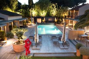Hotel Villa Cosy - Saint-Tropez