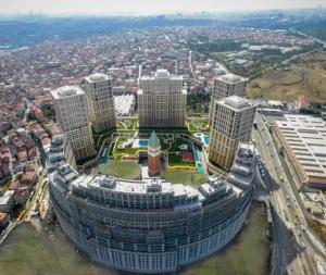 Istanbul Apartment, Appartamenti  Istanbul - big - 13